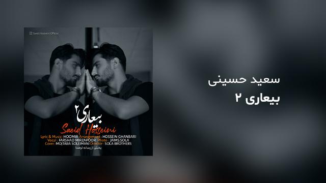 دانلود آهنگ لری سعید حسینی بیعاری 2